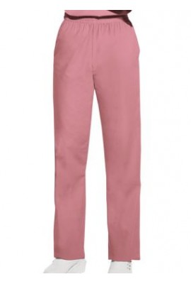 Pantaloni Dama Pull on in Pink Blush