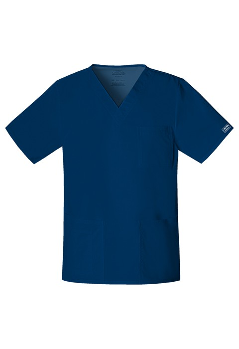 Halat medical unisex V-Neck Navy