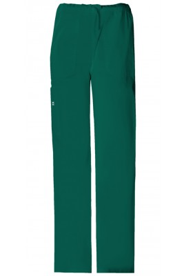 Pantaloni unisex Drawstring in Hunter Green