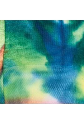 Ciorapi de compresie 3/4 Multi Tie Dye