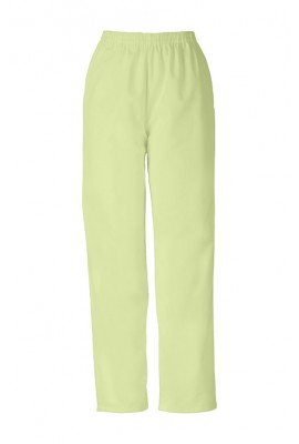 Pantaloni Dama Pull on in Celadon
