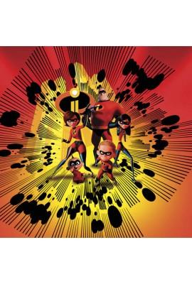 Halat medical V-Neck The Incredibles II