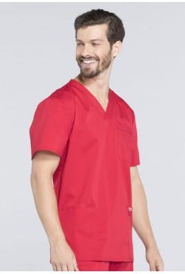 Halat medical barbatesc flexibil Red