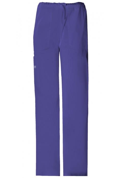 Pantaloni unisex drawstring Grape