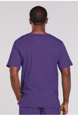 Halat unisex V-Neck Grape