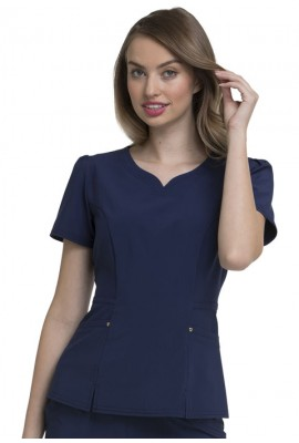"Halat medical ""Lovely\"" in Navy"