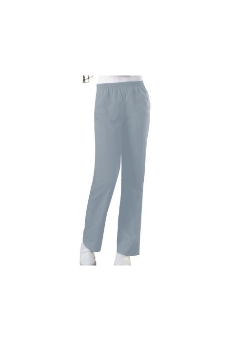 Pantaloni Dama Pull on in Grey