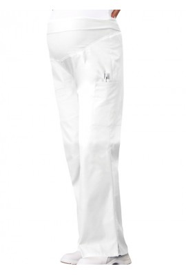 Pantaloni Dama Maternitate White