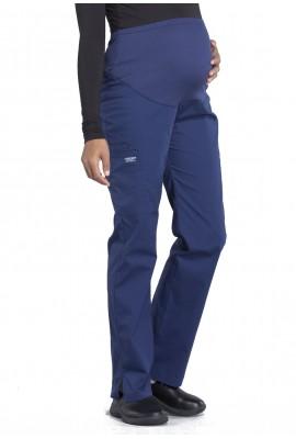 Pantaloni medicali Maternity drepti Navy