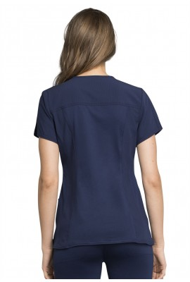 Halat medical Statement Ribbed in Navy