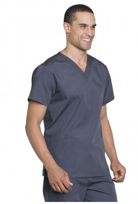 Costum medical unisex Cherokee Workwear Pewter