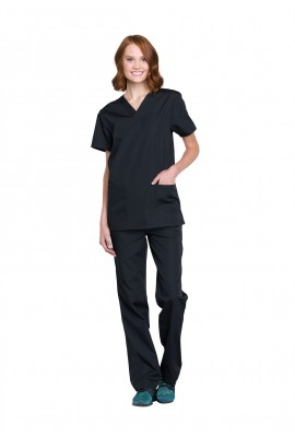 Costum medical unisex Cherokee Workwear Black