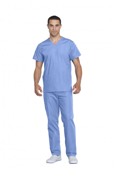 Costum medical unisex Cherokee Workwear Ciel