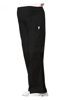 Pantaloni Maternity Flare Leg in Black