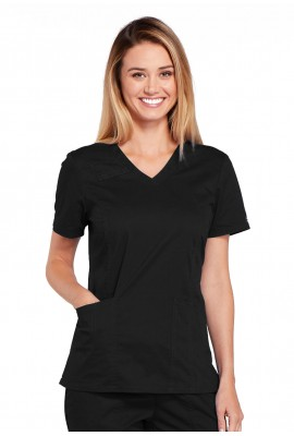 Halat medical V-Neck slim...