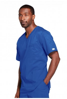 Halat medical V-Neck Royal