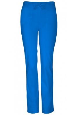 Pantaloni medicali slim cu talie medie Royal
