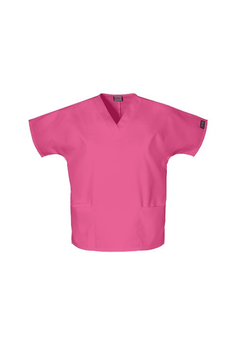 Halat medical Uni Shocking Pink