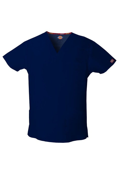 Halat medical V-Neck Navy